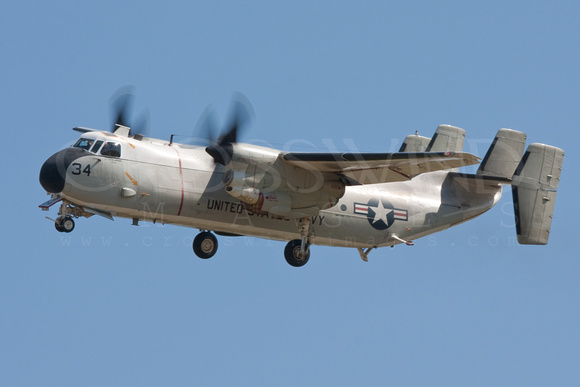 "C-2 Greyhound From VRC-30 ""Providers"""